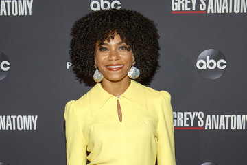 Kelly McCreary ABC x POPSUGAR Present ANATOMY OF AN ICON: 15 Seasons Of Grey's Anatomy Art Curated By THNK/1994