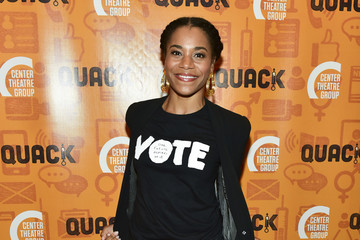 Kelly McCreary Center Theatre Group's Kirk Douglas Theatre Hosts Opening Night Performance Of 'Quack'