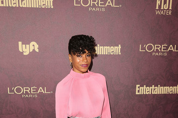 Kelly McCreary FIJI Water At Entertainment Weekly Pre-Emmy Party