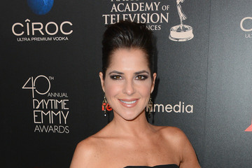 Kelly Monaco Arrivals at the 40th Annual Daytime Emmy Awards