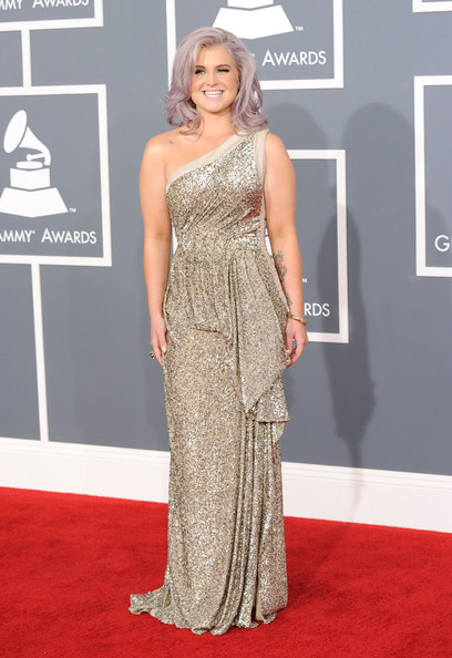 Kelly Osbourne - The 54th Annual GRAMMY Awards - Arrivals
