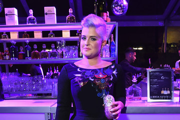 Kelly Osbourne Inside the Elton John AIDS Foundation Oscars Viewing Party — Part 2