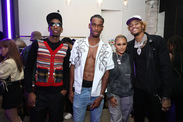 Kelly Oubre Jr. Dope $oul By Kelly Oubre Jr. Fall 2021 Pop Up Installation