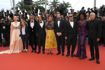 Kelly Reichardt Robin Campillo 'The Dead Don't Die' & Opening Ceremony Red Carpet - The 72nd Annual Cannes Film Festival