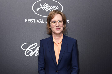 Kelly Reichardt Official Trophee Chopard Dinner - Photocall - The 72nd Cannes International Film Festival