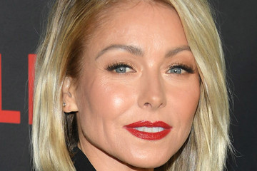 Kelly Ripa 'Lemony Snicket's A Series of Unfortunate Events' Screening