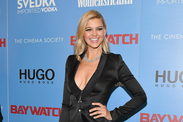 "Kelly Rohrbach The Cinema Society Hosts a Screening of ""Baywatch"""