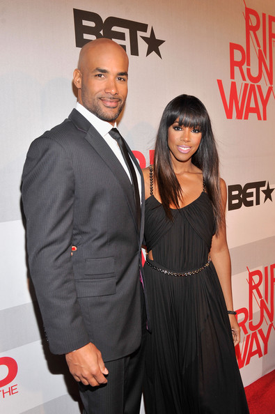 Celebs at BET's Rip the Runway Show