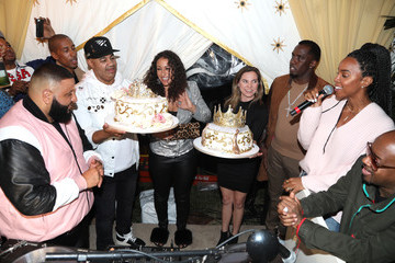 Kelly Rowland Ciroc Celebrates DJ Khaled's Birthday in Beverly Hills