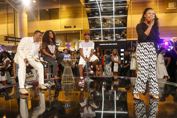 Kelly Rowland Samsung At The 2015 ESSENCE Festival