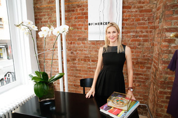 Kelly Rutherford OF Mercer Celebrates the Opening of NYC Retail Flagship Boutique