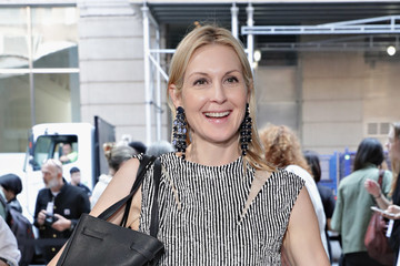 Kelly Rutherford Zadig & Voltaire - Front Row - September 2017 - New York Fashion Week