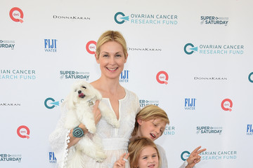 Kelly Rutherford OCRF's 18th Annual 'Super Saturday NY' Hosted by Donna Karan and Kelly Ripa