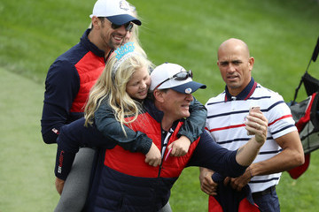 Kelly Slater 2016 Ryder Cup - Celebrity Matches