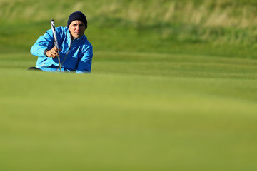 Kelly Slater Alfred Dunhill Links Championship - Day One
