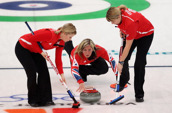 Curling - Day 8