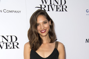 Kelsey Asbille Premiere of The Weinstein Company's 'Wind River' - Arrivals