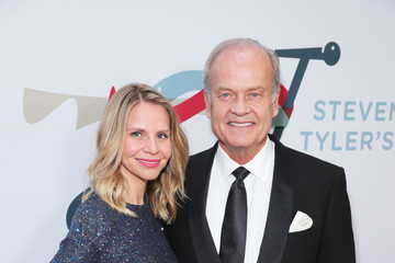 Kelsey Grammer Kayte Walsh Steven Tyler's Third Annual GRAMMY Awards Viewing Party To Benefit Janie's Fund Presented By Live Nation - Red Carpet
