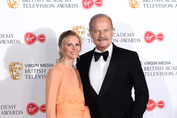 Kelsey Grammer Kayte Walsh Virgin Media British Academy Television Awards 2019 - Press Room