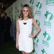 Keltie Colleen Global Green USA's 10th Annual Pre-Oscar Party