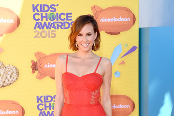 Keltie Knight Nickelodeon's 28th Annual Kids' Choice Awards - Arrivals