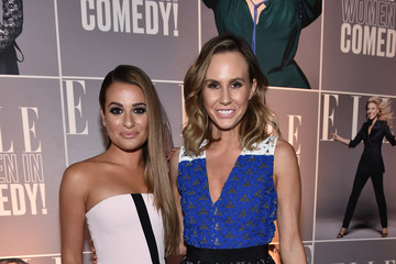 Keltie Knight ELLE Hosts the Women in Comedy Event With July Cover Stars Leslie Jones, Melissa McCarthy, Kate McKinnon and Kristen Wiig - Inside
