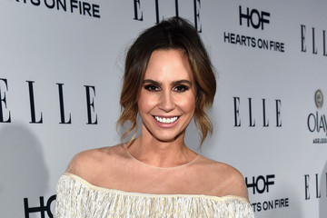 Keltie Knight ELLE's 6th Annual Women In Television Dinner Presented By Hearts on Fire Diamonds And Olay - Red Carpet