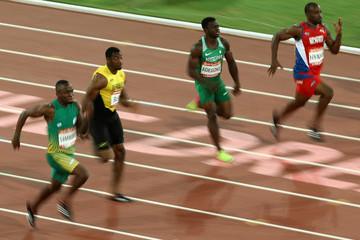Kemar Hyman Athletics - Commonwealth Games Day 5