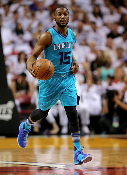 Kemba Walker Photos Photos - Charlotte Hornets v Miami Heat - Game One - Zimbio