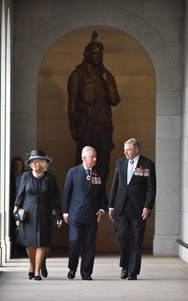 The Prince of Wales & Duchess of Cornwall Visit Australia - Day 2