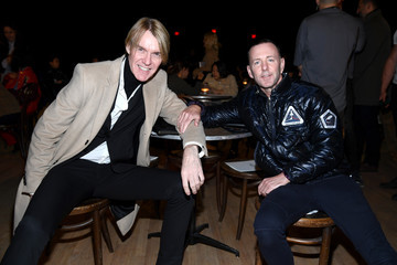 Ken Downing Marc Jacobs Fall 2020 Runway Show - Front Row