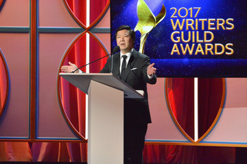Ken Jeong 2017 Writers Guild Awards L.A. Ceremony - Inside