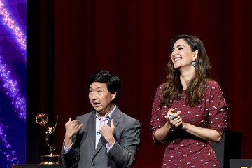 Ken Jeong D'Arcy Carden 71st Emmy Awards Nominations Announcement
