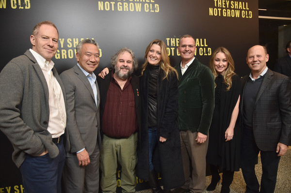 Warner Bros. Premiere Of 'They Shall Not Grow Old' - Arrivals