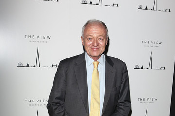 Ken Livingstone The View From The Shard Launch Party - Arrivals