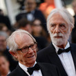 Ken Loach 70th Anniversary Red Carpet Arrivals - The 70th Annual Cannes Film Festival