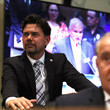 Ken Russell David Beckham Discusses His MLS Stadium Proposal At Miami City Commission Meeting
