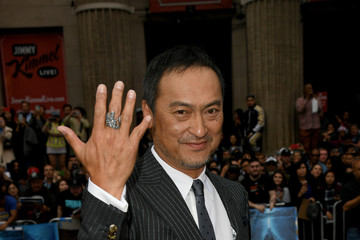 Ken Watanabe Premiere Of Warner Bros. Pictures And Legendary Pictures' 'Godzilla: King Of The Monsters' - Red Carpet