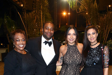 Kenan Thompson Michael Che and Colin Jost's Emmys After Party Presented by Google