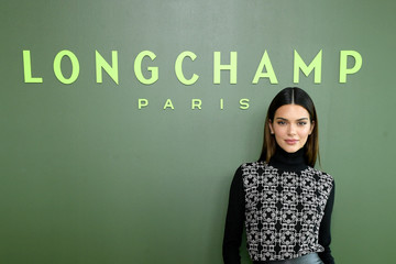 Kendall Jenner Longchamp Fall/Winter 2020 Runway Show - Arrivals