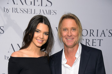 "Kendall Jenner Victoria's Secret Hosts Russell James' ""Angel"" Book Launch"