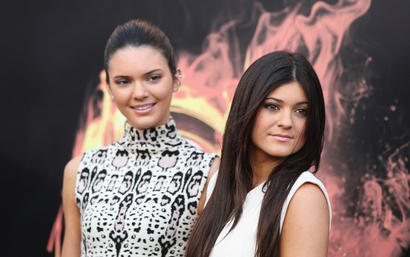"Kendall Jenner - Premiere Of Lionsgate's ""The Hunger Games"" - Arrivals"