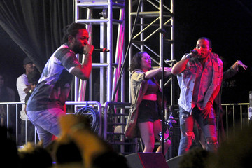 Kendrick Lamar 2016 Coachella Valley Music and Arts Festival - Weekend 2 - Day 3