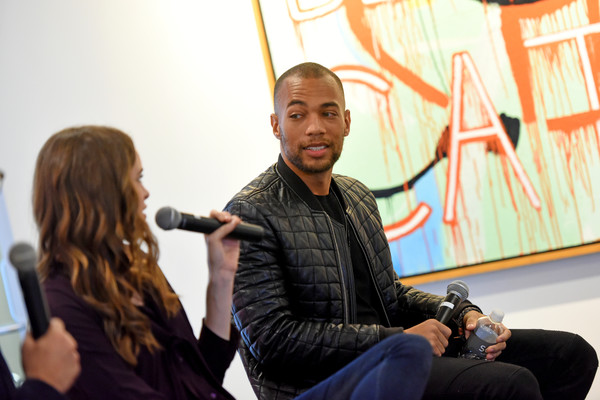SCAD aTVfest 2018 Screenings and Panels - Day 3 [yellow,youth,event,conversation,design,interaction,adaptation,academic conference,art,danielle panabaker,kendrick sampson,panels,georgia,atlanta,panel,screenings,scad atvfest 2018]