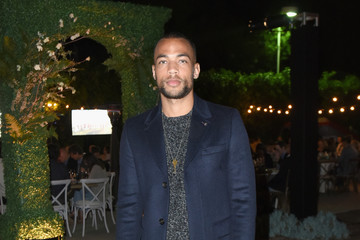 Kendrick Sampson Stars Attend The All It Takes Lasting Legacy Event At The Headquarters Of Earth Friendly Products (ECOS) To Celebrate Youth Leadership