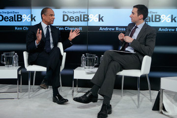 Kenneth Chenault The New York Times DealBook Conference
