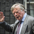 Kenneth Clarke Downing Street Prepares for Cabinet Reshuffle