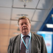 Kenneth Clarke The Conservative Party Annual Conference Concludes With The Prime Minister's Keynote Speech