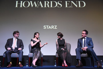 Kenneth Lonergan New York Red Carpet Premiere Screening Event Of STARZ's 'Howards End'