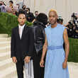 Kenneth Nicholson The 2021 Met Gala Celebrating In America: A Lexicon Of Fashion - Arrivals